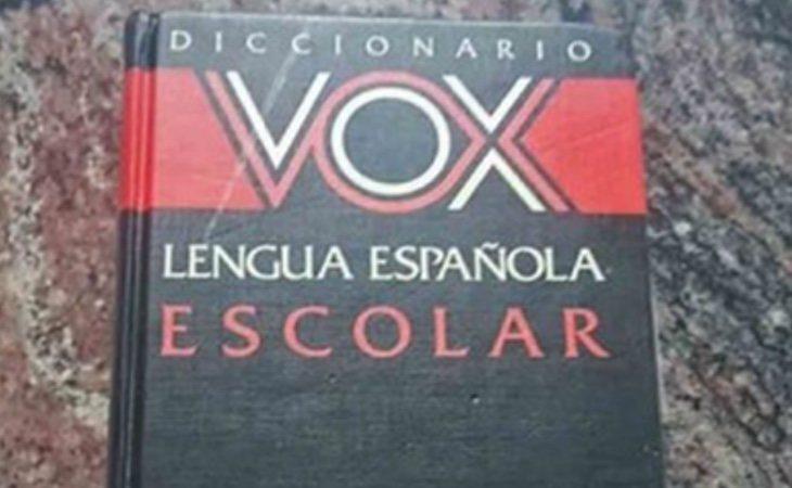 Los diccionarios Vox han sido utilizados por la mayoría de estudiantes del país   Europa Press