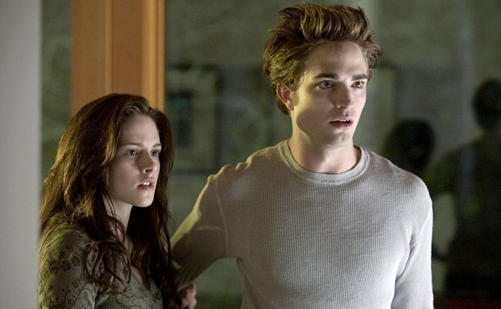 Kristen Stewart y Robert Pattinson mirando al futuro