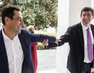PP y Ciudadanos amenazan con repetir las elecciones andaluzas si no llegan a un acuerdo