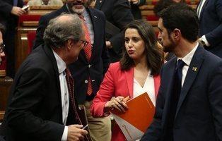 El independentismo pacta con C's y PSC el reparto de sillas en la dirección de TV3