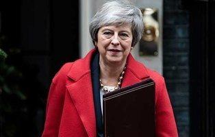 """Theresa May reconoce por primera vez la posibilidad de que finalmente """"no haya Brexit"""""""