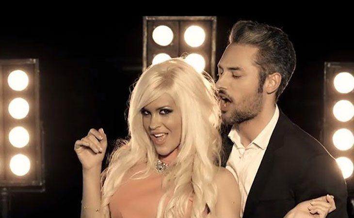 Ylenia en el videoclip