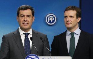 Casado quiere un pacto sin mayoría absoluta con la abstención del resto de partidos