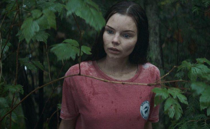 Eline Powell en 'Siren'