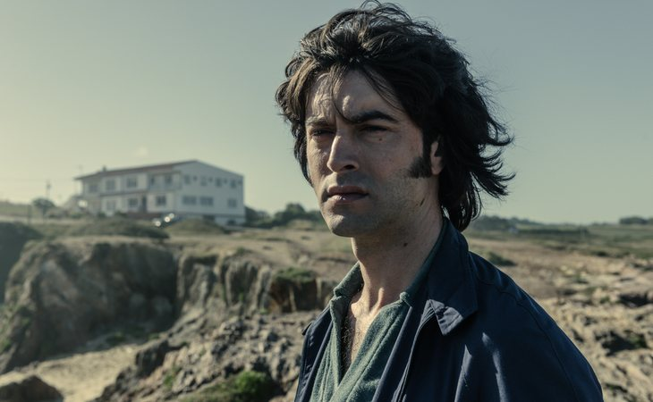 Javier Rey en 'Fariña'