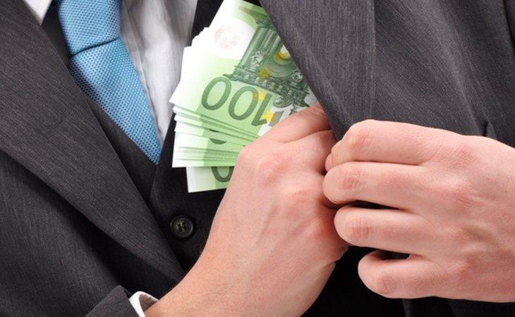 La corrupción política supone en España más de 90.000 millones de euros