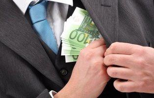 España es el cuarto país de la UE que más pierde en corrupción: 90.000 millones al año