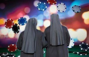 Dos monjas roban medio millón de dólares de un colegio y se lo gastan en viajes y casinos