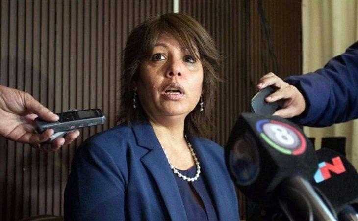 María Isabel Sánchez, fiscal apartada del caso | TN
