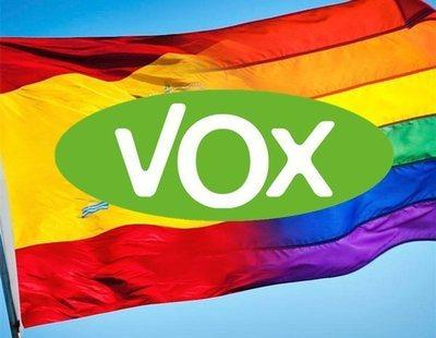 Surge un grupo LGTB en apoyo a VOX: ¿realidad o fake?