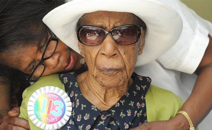 Susannah murió en 2016 con 116 años
