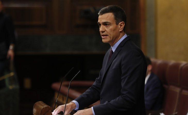 Pedro Sánchez atajará el tema en el Congreso el 12 de diciembre