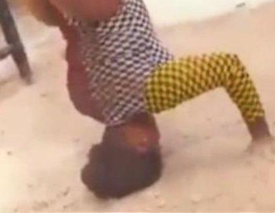 La verdad detrás del vídeo donde una bailarina 'muere' haciendo twerking