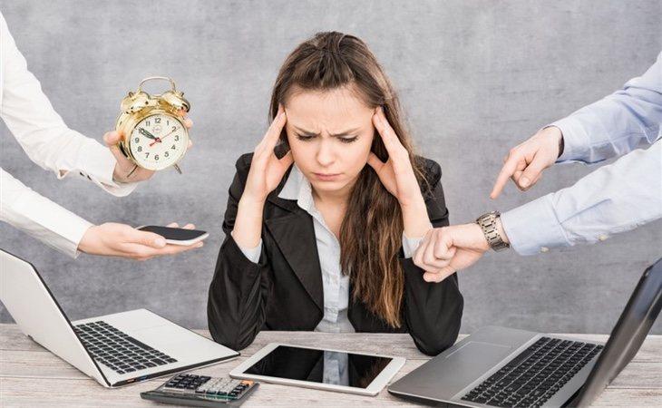 El 42% de los españoles sufre estrés con frecuencia