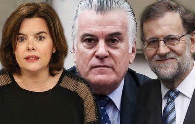 ¿Qué hay detrás de Rajoy, Soraya, Cospedal y el secuestro de la familia de Bárcenas?