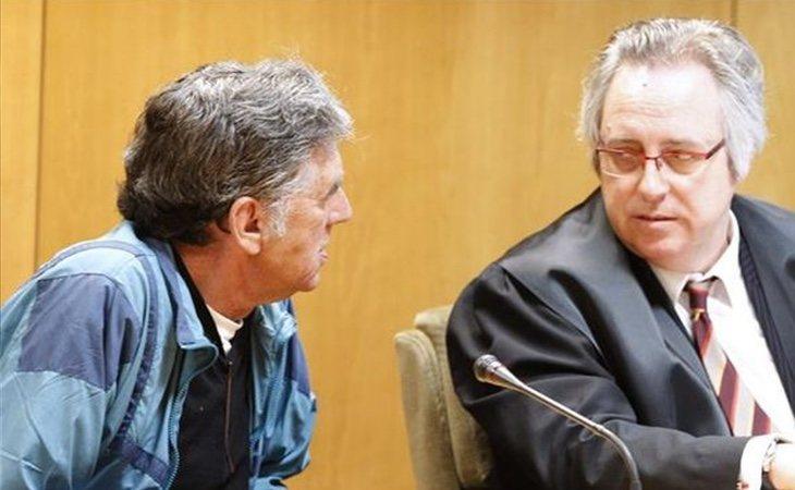 El secuestrador de Bárcenas sufre un gran deterioro físico que le impide declarar en el juicio