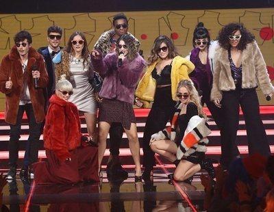 Los 12 momentos más divertidos en la Academia de 'OT 2018'