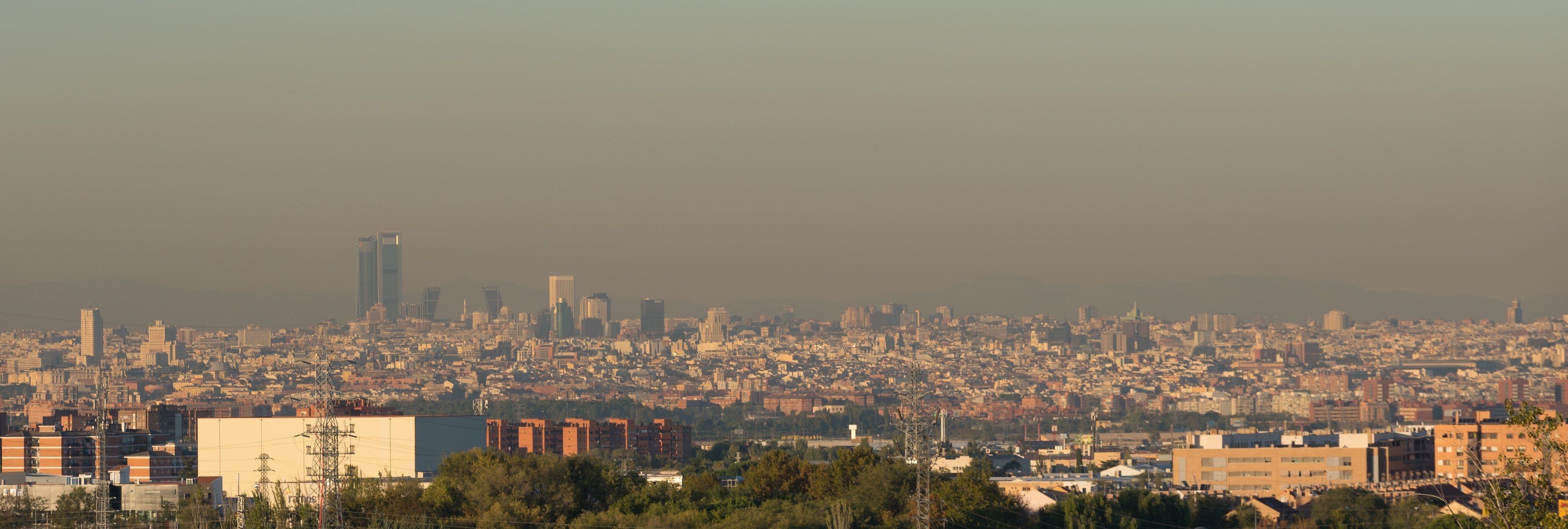 La contaminación de Madrid mata a 15 personas al día