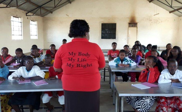 Mi cuerpo. Mi vida. Mi derecho. (Wanawake Mujer)