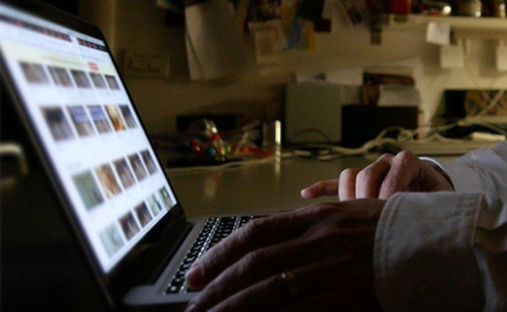 El hombre tenía más de 15.000 vídeos e imágenes en su ordenador y sus discos duros