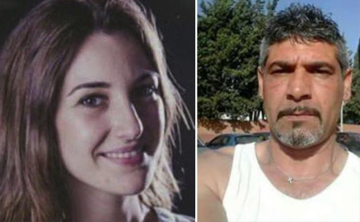 Laura Luelmo y Bernardo Montoya, principal sospechoso de su asesinato