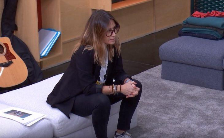 Noemí Galera, directora de la academia de 'OT 2018'