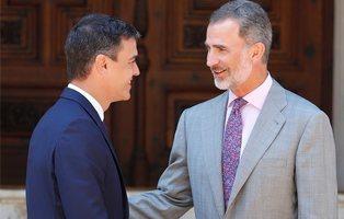 PP, PSOE y Ciudadanos aprueban encargar un retrato del Rey Felipe por 88.000 euros