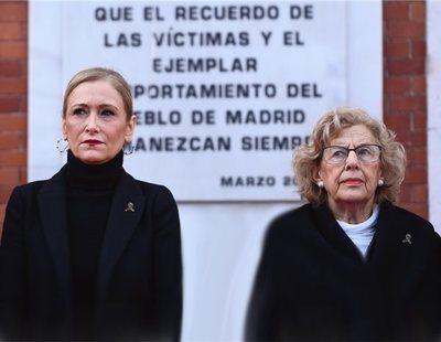 """Cifuentes estalla contra Carmena: """"Es una lástima a lo que se dedica este Ayuntamiento"""""""