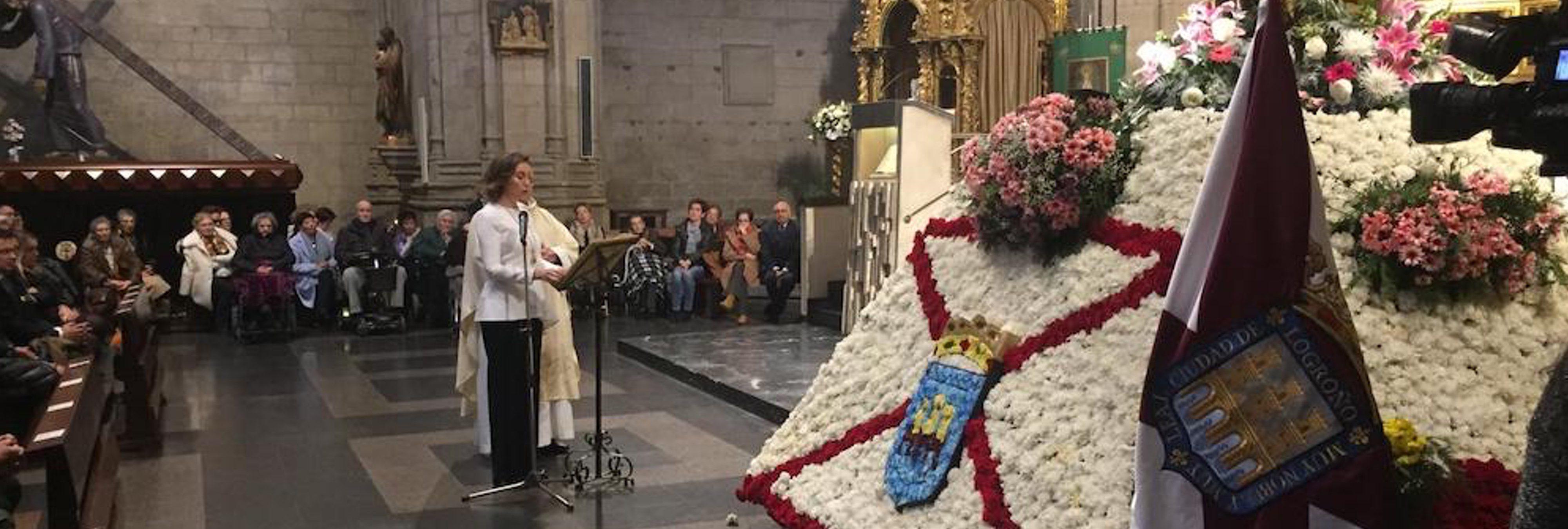 El PP se encomienda a la Virgen para erradicar la violencia machista