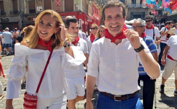 La candidata de Navarra, Ana Beltrán, podría quedarse fuera del Parlamento