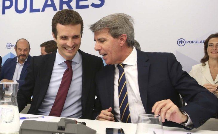 Algunos barones regionales como el presidente madrileño, Ángel Garrido, han pedido un nuevo giro hacia el centro