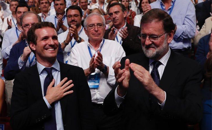La llegada de Pablo Casado no ha obtenido los resultados deseados