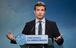 El PP ya es la tercera fuerza política de España: ¿Qué está haciendo Pablo Casado?