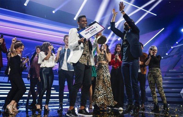 Famous se ha convertido en el último ganador de 'Eurovisión'