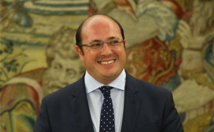 Sánchez dimitió en 2017 por los casos de corrupción en la alcaldía de Puerto Lumbreras