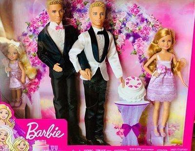 Mattel lanza una versión gay del matrimonio de Ken