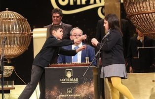 Los premios de la Lotería de Navidad menores a 10.000 euros estarán exentos de impuestos