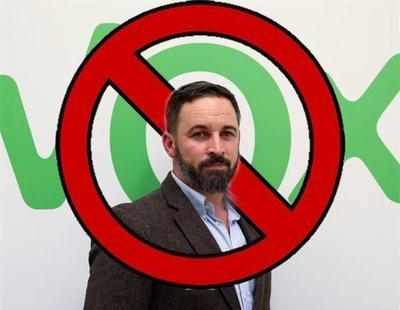 Lanzan una recogida de firmas para pedir la ilegalización de VOX