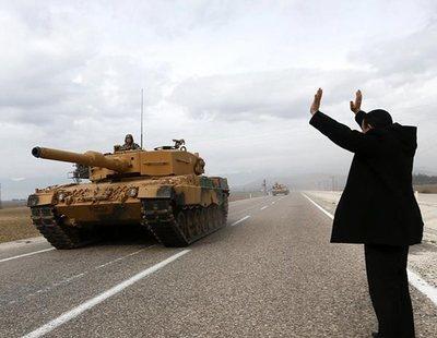 Así es la vida en el protectorado turco del norte de Siria que pretende aislar al Daesh