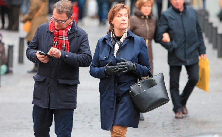 Ingrid Sartiau asegura que su hija se parece mucho a la infanta Cristina