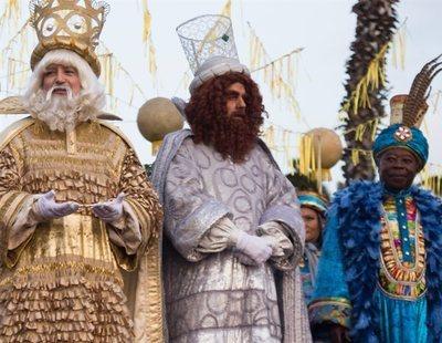 Un padre demuestra que los Reyes Magos sí existen