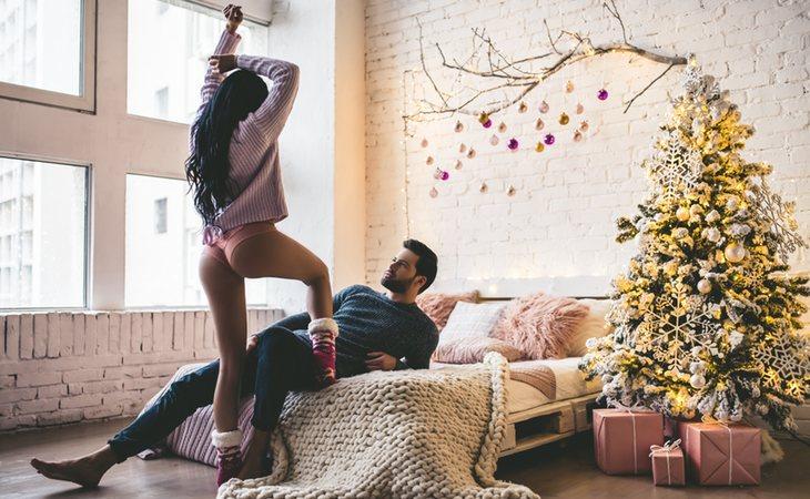 En Navidad aumenta la lujuria