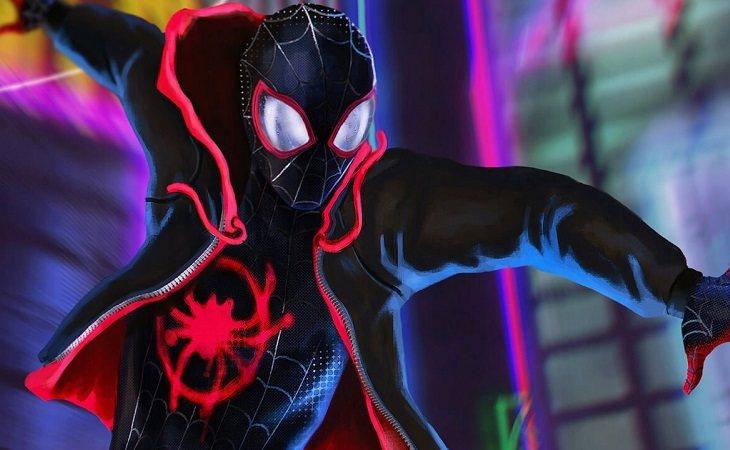 'Spider-Man: Un nuevo universo', de Bob Persichetti, Peter Ramsey & Rodney Rothman