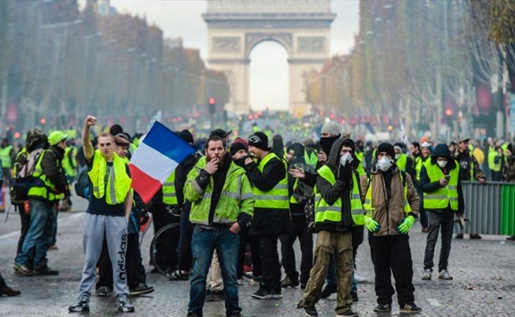 Tensión en Francia con los llamados 'chalecos amarillos'