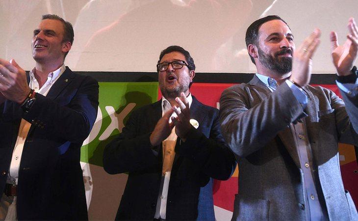 La extrema derecha llega a España con VOX