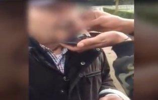 Detenidos por incitar a un anciano a esnifar cocaína en Lugo y difundir el vídeo en redes