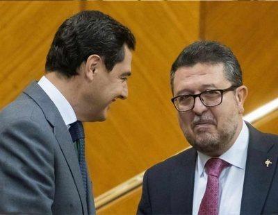 """Moreno Bonilla admite que VOX tendrá """"una enorme influencia"""" en el gobierno de PP y C's"""