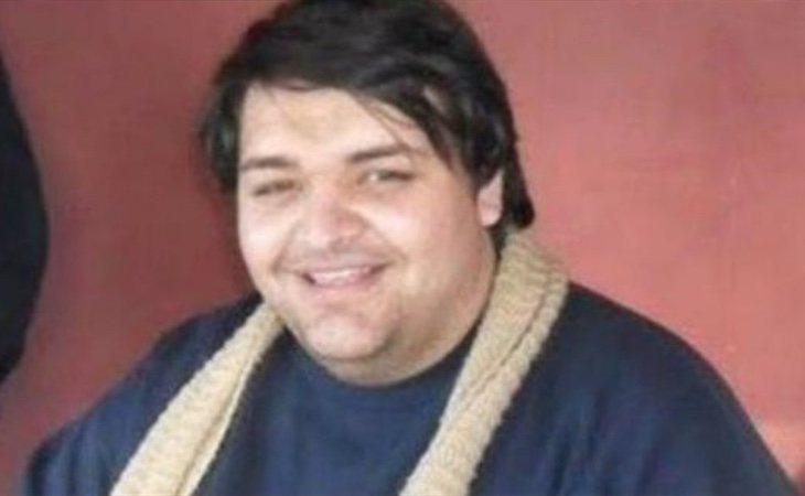 El joven se había hecho conocido en televisión en un programa sobre pérdida de peso