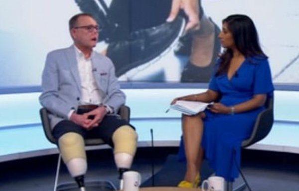 Jaco ha relatado toda su experiencia en una entrevista con la cadena BBC
