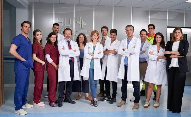 Elenco de 'Hospital Valle Norte'